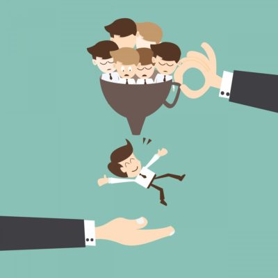 contratar profissionais empresa