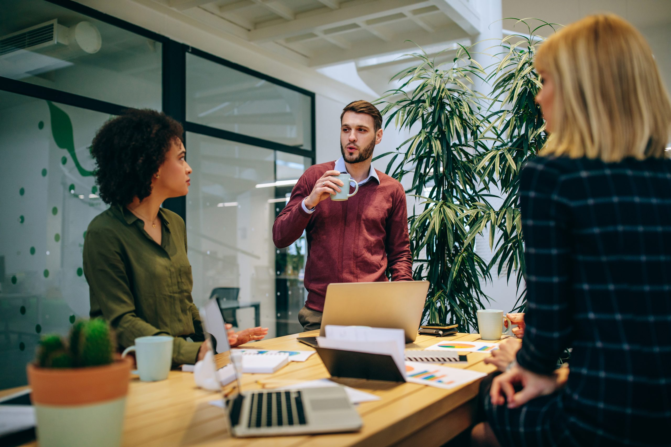 como definir a atividade da empresa