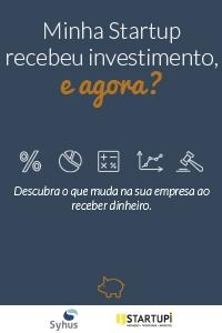 1df390b29d Ebook  Minha Startup recebeu investimento