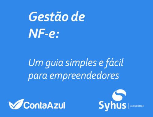 [Ebook gratuito] Gestão de NF-e: um guia simples e fácil para empreendedores