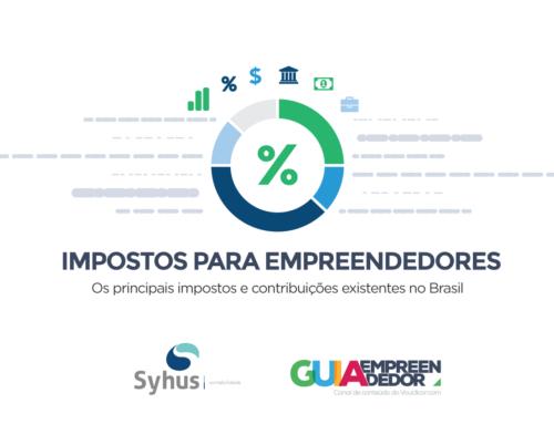 Ebook: Impostos para empreendedores