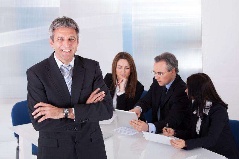 cargos de diretores para companhia crescer