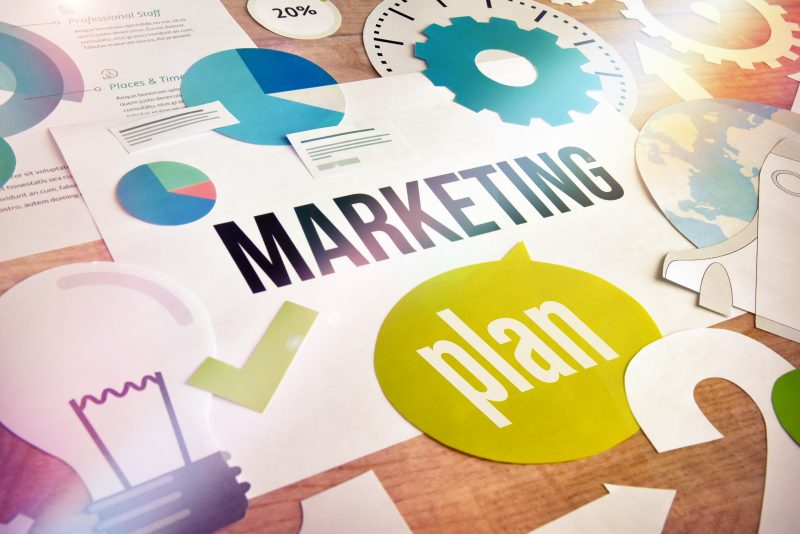 Planejamento de marketing para empresas Saas