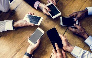 Time selecionando as melhores ferramentas digitais